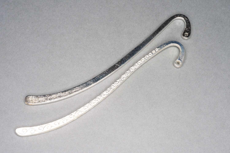 Silver Bookmark / 8.5cm