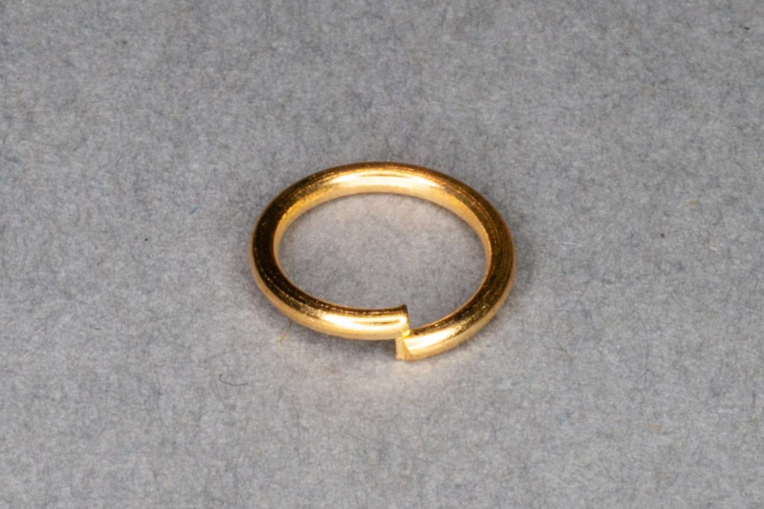 Gold Plated Jump Ring, Pack of 100