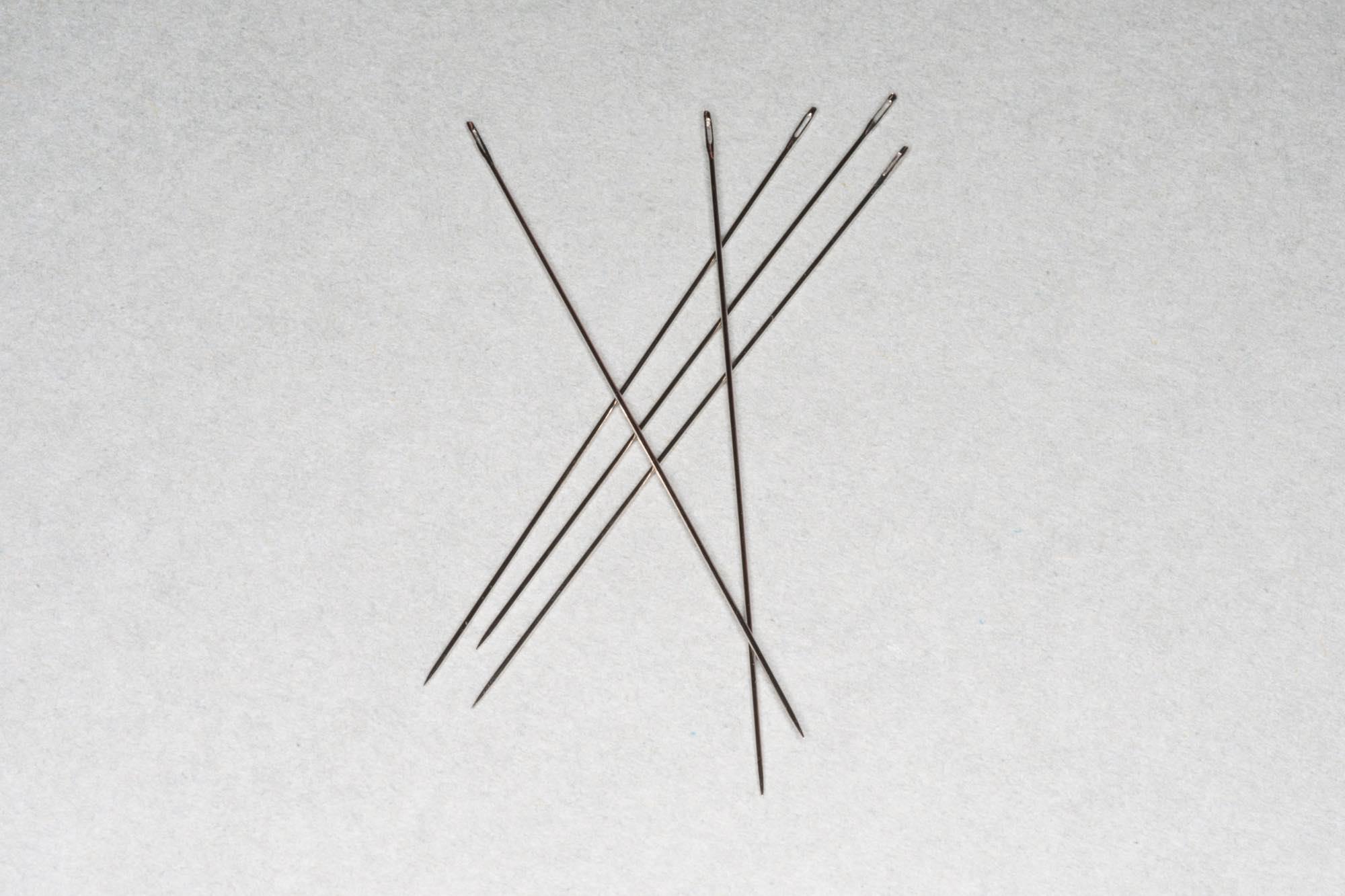 Fine Beading Needles / 5 Pack